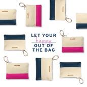 Customizable pouches!