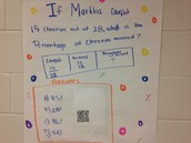 Math Student Shines in Mr. Taylor's Class