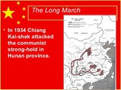 1934 The Long March