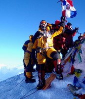 Peak of Everest