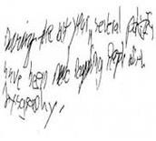 Dyslexia/Dysgraphia
