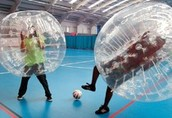 Bubble Soccer is coming to Van for the first time!