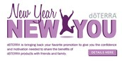 New Year, NEW YOU Promo