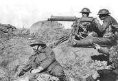 Maxim Machine Gun