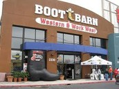 Find Boot Barn.