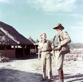 Hemingway & Mary