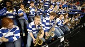 Its Pep Band Season!!!