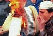 Smoking Cigerettes