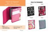 Fold-It-Up Organizer