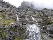 Mountain Water Runoff