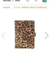 Leopard Mini Ipad Cover