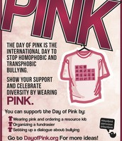 Day of Pink Poster for you!