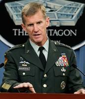 General Stanley McCrystal