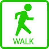 Walk!