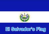El Salvador's Flag