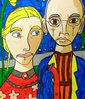 11. American Gothic Spoof