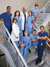 Tuesday, 9/8 - Grey's Anatomy Day