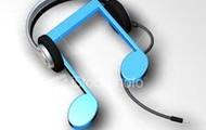 el gusta escuchar música