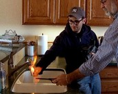 Flammable Water