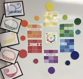 Can you find a color wheel in our classroom?