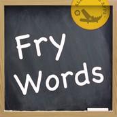 #3 Fry Words