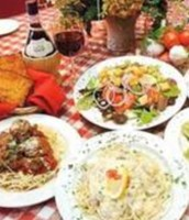 Delicious Italian dishes!