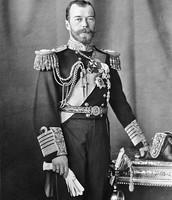 Nicholas II, Tsar of Russia