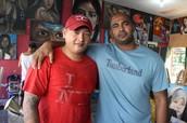 Andrew Chan and Myura Skumaran