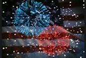 Enjoy fireworks