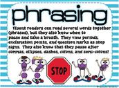 Fluency Strategy: Phrasing