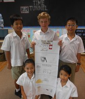We've worked hard on our presentation skills