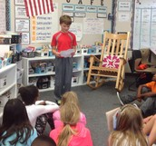 Sharing Personal Poetry