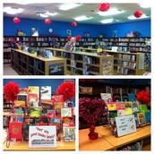 Blaschke Sheldon Elementary Library
