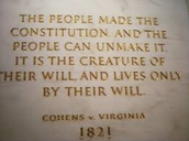Cohens Vs Virginia.