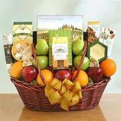 Share the Health Gift Basket