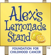 Proceeds go to Alex's Lemonade Stand Foundation