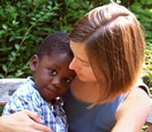 Loving and Caring to a Child in Need
