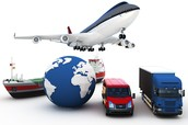 Transportation (Air ports, docks, tickets, etc)