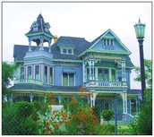 Beautiful Victorian home for sale in Bentonville, AR