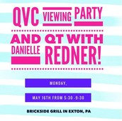 QVC viewing party!! 5/16