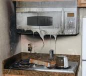 Kitchen Fire no.1