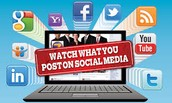 Watch what you post