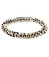 VIntage Twist Bracelet- Gold