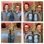 Last Chance to order Letter Jackets!
