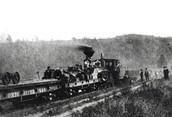Railroads in use