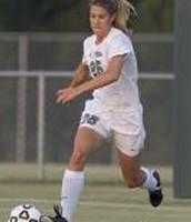 Two-Time Champion soccer player Heather Hutyra, is entering  the North Texas Hall of Fame
