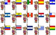 izadas de banderas