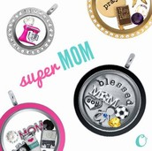 Treat your mom (or yourself) to a customized Origami Owl creation!