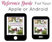 Essential Oils App for Andriod & IPhone