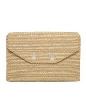 CITY SLIM CLUTCH - METALLIC